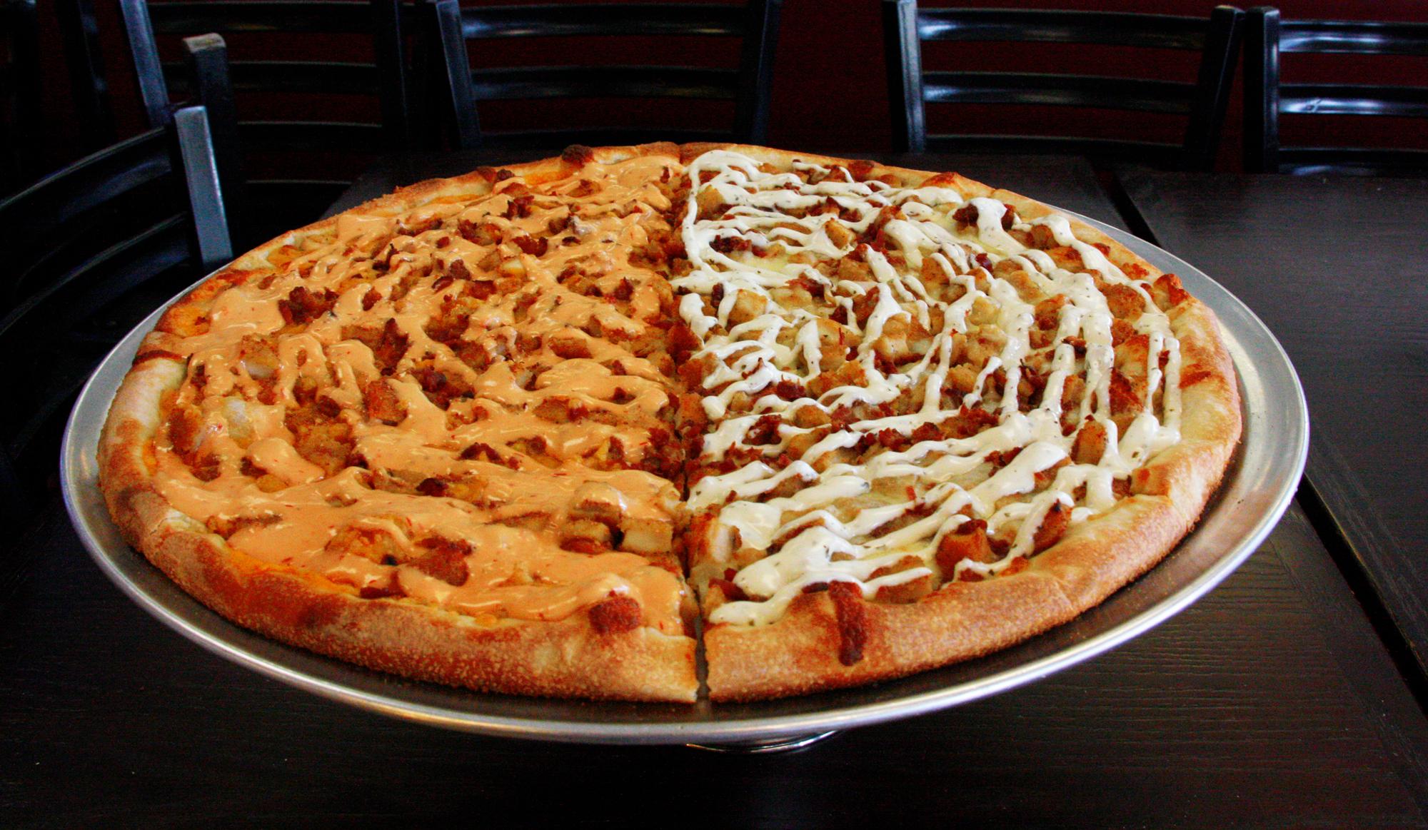 Delicious Specialty Pizza pies